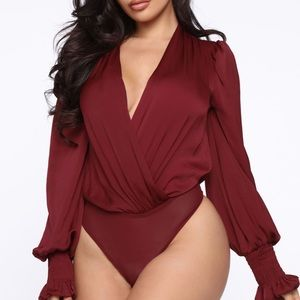 Fashion Nova Bodysuit